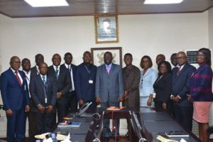 SSNIT, A role model for Africa – Liberian Delegation