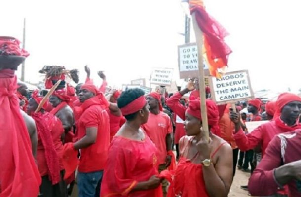 E/R: Alleged relocation of university sparks outrage