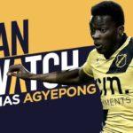 Scottish side Hibernian confirm Thomas Agyepong loan move