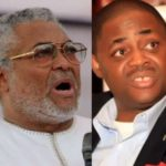 Ex President Rawlings has lost his senses; he wets his bed at night - Top Nigerian politician fires