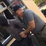 VIDEO: Police arrest racist American pastor for assaulting and humiliating hotel employee