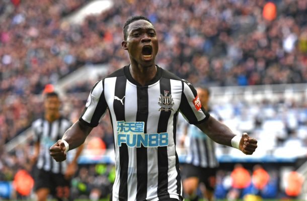 Newcastle United boss Benitez confirms Christian Atsu is very much part of his plans