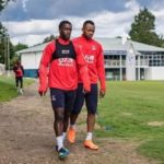 Jordan Ayew joins Schlupp, new Palace teammates in training ahead of PL opener