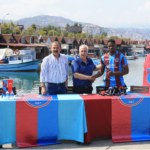 Ghanaian forward Caleb Ekuban joins Turkish side Trabzonspor on loan