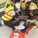 Inter-Mine's first aid and safety competition held at Tarkwa gold mine