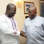 Dep. Eastern Regional minister resigns, Akufo-Addo appoints Nuertey Ayertey
