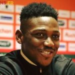 Ghana defender Daniel Opare reveals English Premier League dream