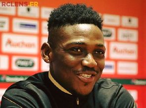 Ghana defender Daniel Opare reveals English Premier League dream