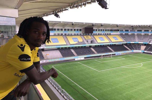IK Start manager excited over Ibrahim Arafat signing