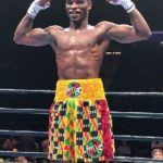 Commey stops Cruz to pave way for IBF World Championship bout
