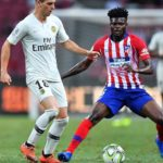 UEFA Super Cup: Partey expected to get the nod in Madrid derby tonight