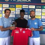Slovakian side FC Senica sign talented Ghanaian youngster Edmund Addo
