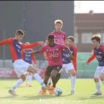 Ghanaian youngster Ernest Agyiri thanks Norwegian outfit Valeranga as loan spell comes to an end