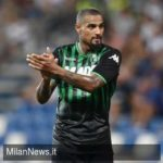 'Unique' Boateng was my number one transfer target- Sassuolo coach Roberto De Zerbi reveals