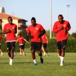 Kayserispor duo Bernard Mensah, Gyan intensify preparation ahead of season opener