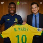 OFFICIAL: Majeed Waris signs for French Ligue 1 side FC Nantes