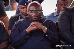 Bawumia's convoy involved in accident, one dead