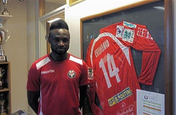 Ghana youth forward Seth Paintsil signs for Austrian side Admira Wacker