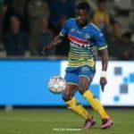 Ghanaian midfielder Bernardinho Tetteh joins Belgian club AS Verbroedering Geel on loan
