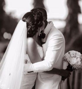 PHOTOS: Chantelle Asante's white wedding draws celebs