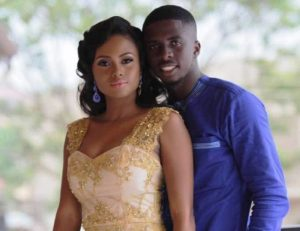 PHOTOS: TV host Chantelle Asante ties the knot