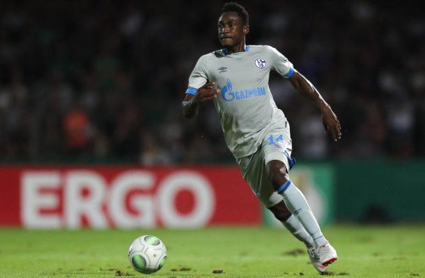 Fit-again Baba Rahman looks to cement spot in Schalke 04 backline