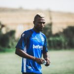 Ghana forward Patrick Twumasi completes first training session at Alaves