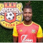 Ghana defender Kadiri Mohammed joins Russian side Arsenal Tula