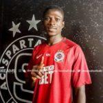 OFFICIAL: Dreams FC forward Sharani Zubeiru joins Sparta Prague