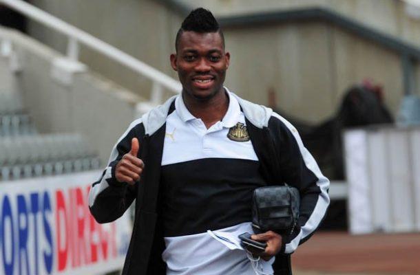 Ghana winger Christian Atsu eyes big season with Newcastle United