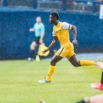 Ropapa Mensah features in Nashville SC's defeat to Bethlehem