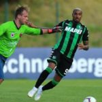 Sassuolo forward Kevin Prince Boateng delighted to score on competitive debut