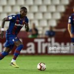 Cameo La Liga debut and assist for Ghana striker Raphael Dwamena as Levante thrash Betis