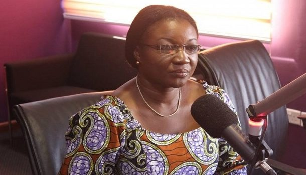 Joyce Bawa responds to Asantehene; says Mahama needed no persuasion