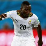 Kwadwo Asamoah finally receives call up to Ghana national Team since 2014