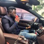 Rapper Medikal turns Uber Driver; offers free ride to customers in Accra