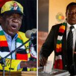 Mugabe's enemy Mnangagwa coasting to emphatic win in Zimbabwe elections