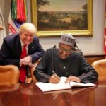 """Trump said """"he never wanted to meet someone so lifeless again"""" after meeting with Buhari – Report"""