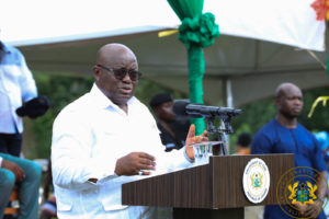 Let's sacrifice for Ghana's dev't – Akufo-Addo to Ghanaians