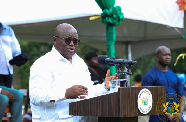 Double track system won't fail – Akufo-Addo