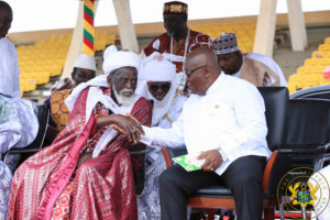 Gov't committed to building society of inclusion – Akufo-Addo