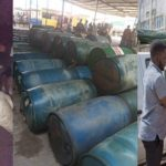 Seventeen arrested in oil smuggling scheme