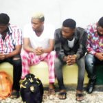 Police parades 6 men for homosexuality