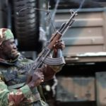 Zimbabwe election: International calls for restraint