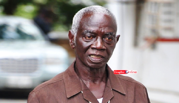 Kwamena Ahwoi narrates how he 'discovered' Afari-Gyan at a drinking spot