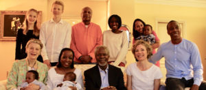 Kofi Annan family pay touching tribute to deceased former UN chief