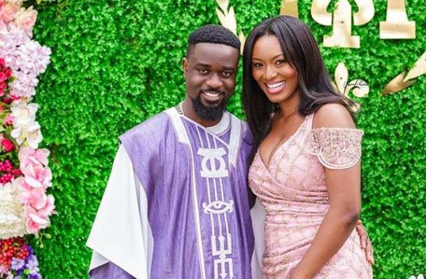 "VIDEO: Sarkodie celebrates his Wedding with New Music Video ""Can't Let You Go"" featuring King Promise"