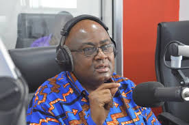 You don't change a winning team - Ben Ephson advises NDC