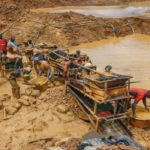The only commodity we don't import is water; galamsey will get us there very soon