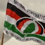 NDC fly flags at half mast in honour of late Kofi Annan